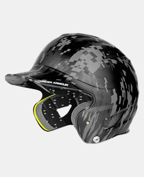 Kids' UA Digital Camo Batting Helmet
