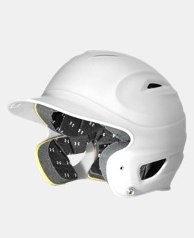 UA Solid Molded Batting Helmet  1 Color $34.99