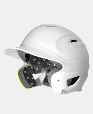 New Arrival UA Solid Molded Batting Helmet  1 Color $34.99