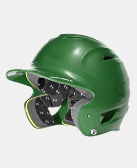 UA Solid Molded Batting Helmet   $26.99