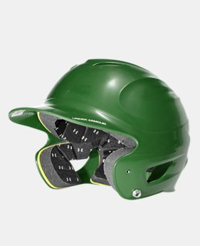 Kids' UA Solid Molded Batting Helmet