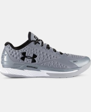 Men's UA Curry One Low Basketball Shoes LIMITED TIME: FREE SHIPPING 3 Colors $139.99