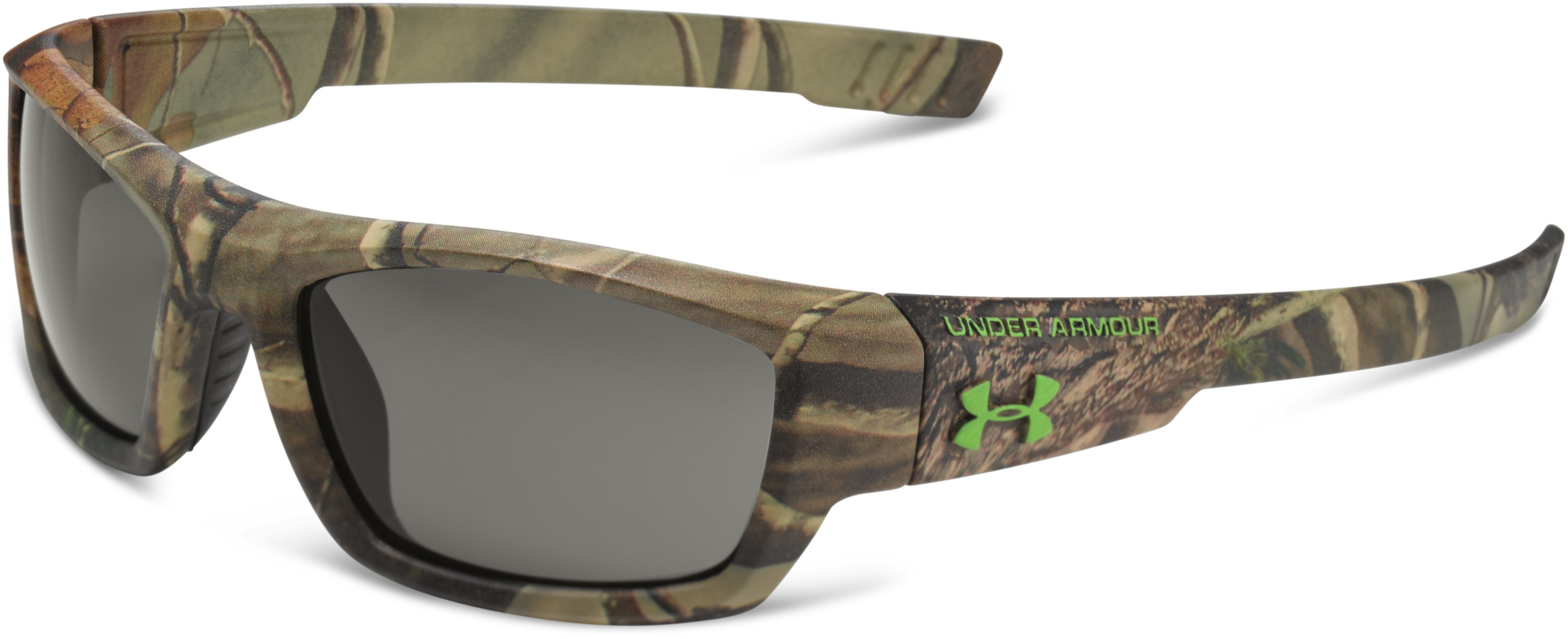 Kids' UA Ace Sunglasses, SATIN REALTREE, undefined