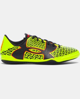 Boys' UA ClutchFit™ Force 2.0 ID Jr. Soccer Shoes