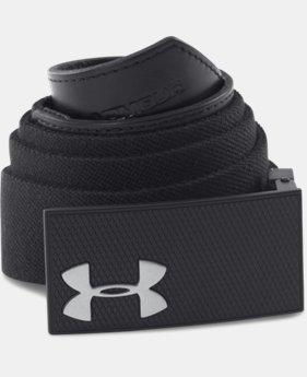 Men's UA Performance Belt  1 Color $33.99 to $44.99