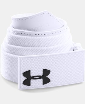 New Arrival  Men's UA Performance Belt  2 Colors $49.99