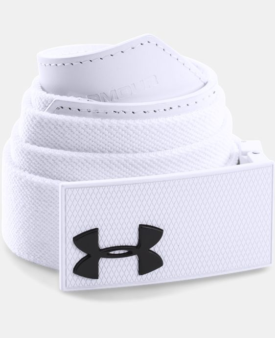 Men's UA Performance Belt LIMITED TIME: FREE SHIPPING 1 Color $37.99 to $49.99