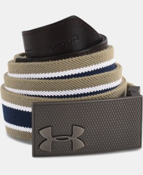 Men's UA Performance Belt  1 Color $37.99