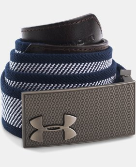 Men's UA Performance Belt  4 Colors $33.99 to $44.99