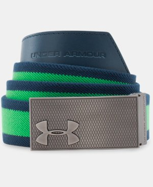 Men's UA Performance Belt LIMITED TIME: FREE U.S. SHIPPING 1 Color $44.99