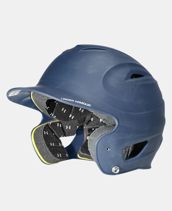 Kids' UA Matte Painted Batting Helmet   $22.49