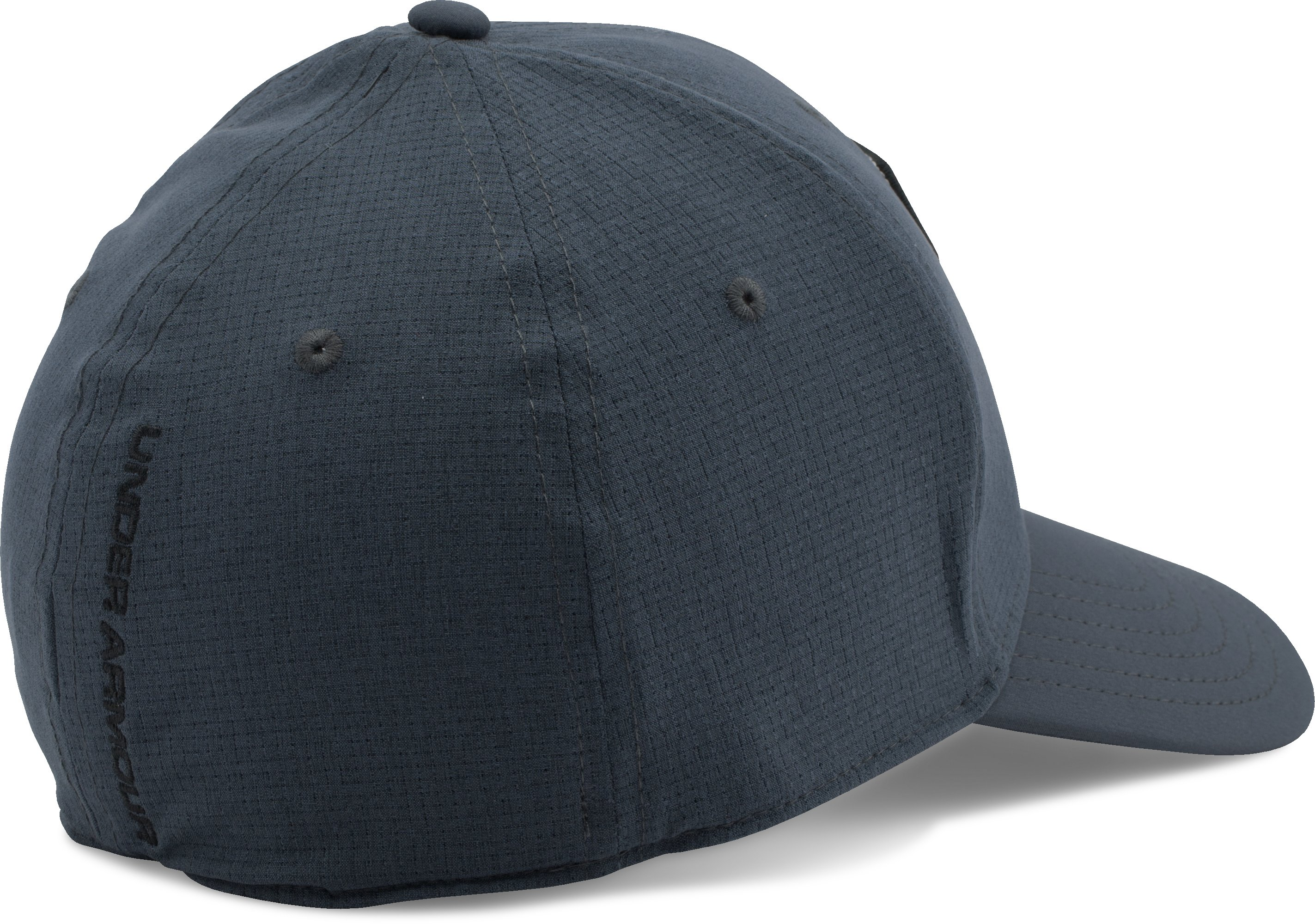 Men's UA Undeniable Baseball Cap, STEALTH GRAY