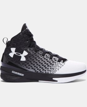 New Arrival  Men's UA ClutchFit® Drive 3 Basketball Shoes   $149.99