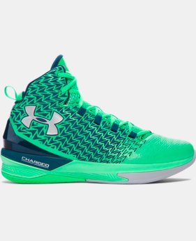 Best Seller  Men's UA ClutchFit® Drive 3 Basketball Shoes LIMITED TIME: FREE SHIPPING 1 Color $149.99