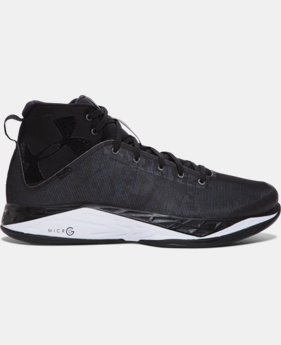 New Arrival Men's UA Fireshot Basketball Shoes  4 Colors $119.99
