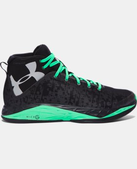 New Arrival  Men's UA Fire Shot Basketball Shoes LIMITED TIME: FREE SHIPPING 3 Colors $159.99