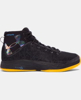 Men's UA Fireshot Basketball Shoes   $89.99