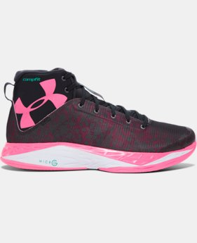 Men's UA Fire Shot Basketball Shoes  3 Colors $119.99