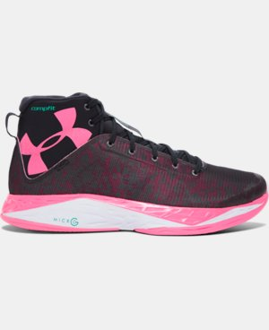Men's UA Fireshot Basketball Shoes  1 Color $67.49