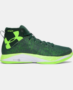 Men's UA Fire Shot Basketball Shoes  1 Color $119.99