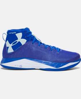 Men's UA Fire Shot Basketball Shoes  1 Color $89.99