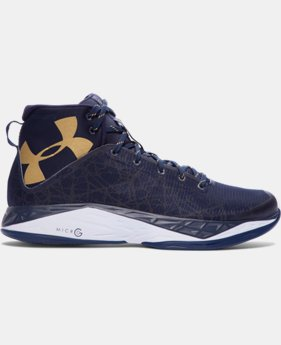 New Arrival Men's UA Fireshot Basketball Shoes  1 Color $119.99
