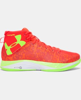 Men's UA Fireshot Basketball Shoes  1 Color $89.99