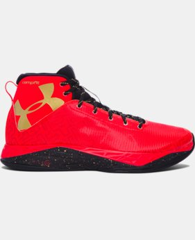 New Arrival  Men's UA Fire Shot Basketball Shoes  1 Color $159.99