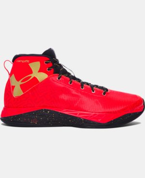 New Arrival  Men's UA Fire Shot Basketball Shoes   $159.99