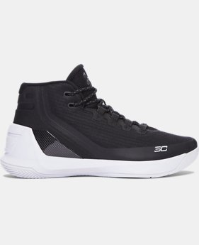 Men's UA Curry 3 Basketball Shoes  16 Colors $129.99