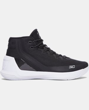 Men's UA Curry 3 Basketball Shoes  12 Colors $169.99