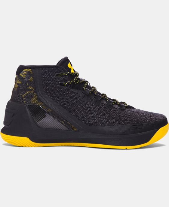 New Arrival Men's UA Curry 3 Basketball Shoes  1 Color $139.99