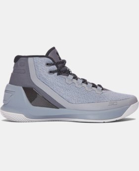 Men's UA Curry 3 Basketball Shoes  1 Color $139.99