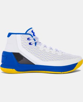 New Arrival Men's UA Curry 3 Basketball Shoes LIMITED TIME: FREE U.S. SHIPPING  $139.99