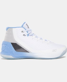 Men's UA Curry 3 Basketball Shoes  4 Colors $118.99 to $129.99