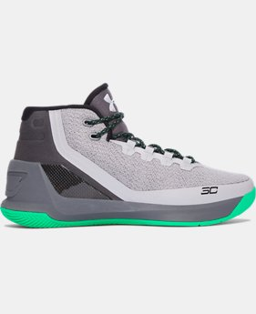 Men's UA Curry 3 Basketball Shoes  3 Colors $118.99 to $129.99