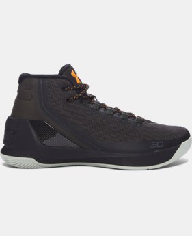 Men's UA Curry 3 Basketball Shoes  1 Color $74.99