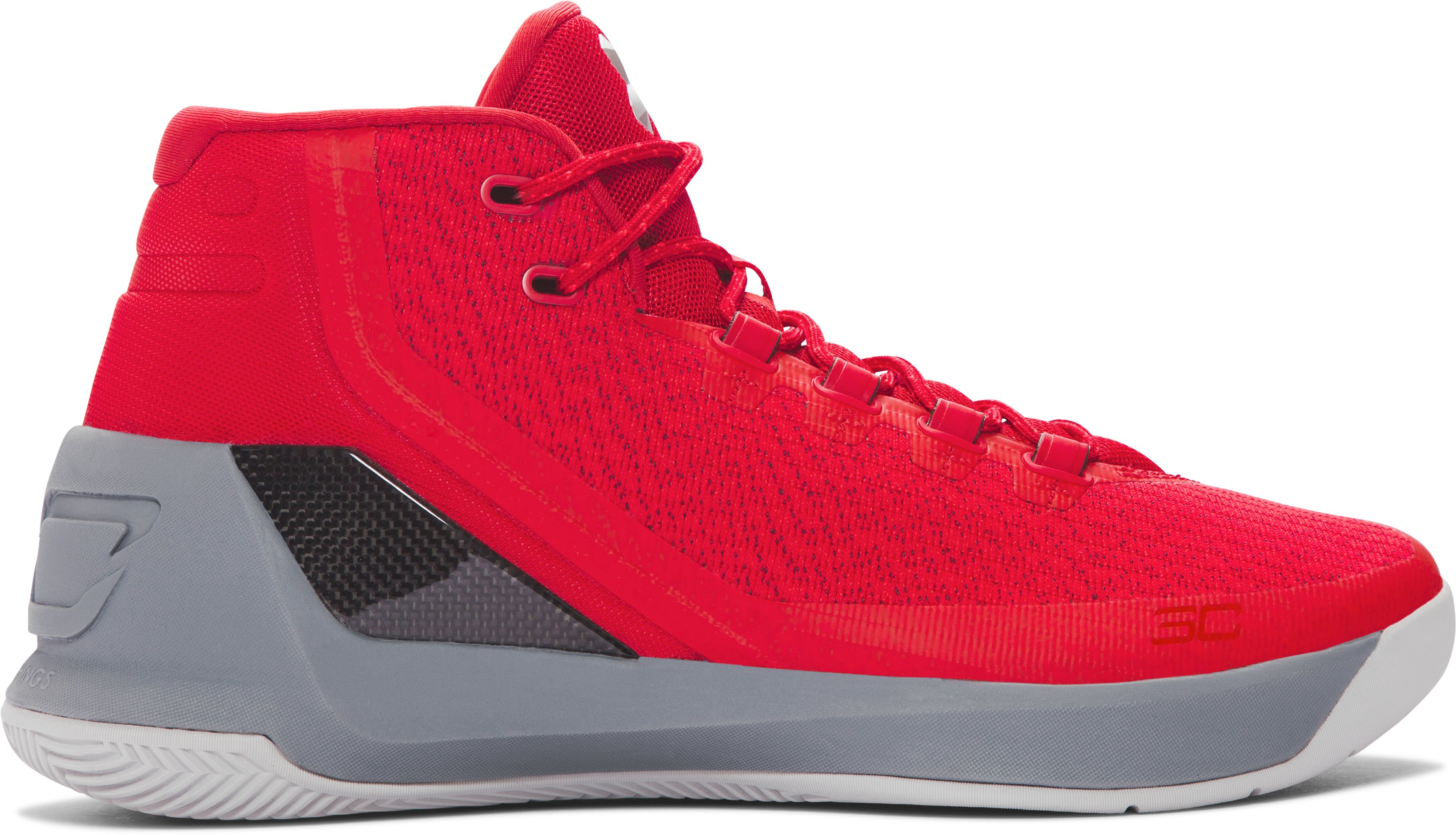 Men's UA Curry 3 Basketball Shoes, TCC