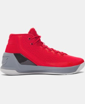 Men's UA Curry 3 Basketball Shoes   $169.99