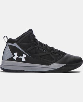 Men's UA Jet Mid Basketball Shoes LIMITED TIME: FREE U.S. SHIPPING 1 Color $74.99