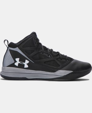 Men's UA Jet Mid Basketball Shoes  1 Color $89.99