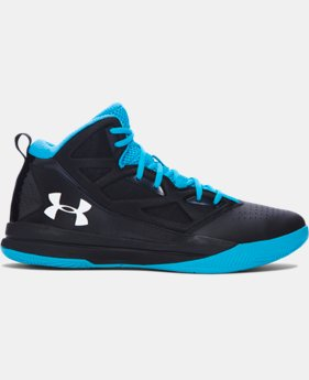 Men's UA Jet Mid Basketball Shoes