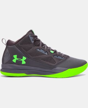 Men's UA Jet Mid Basketball Shoes  1 Color $74.99