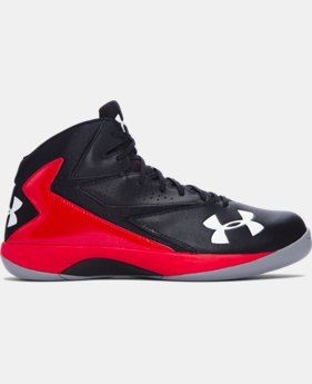 Men's UA Lockdown Basketball Shoes LIMITED TIME: FREE U.S. SHIPPING 1 Color $64.99