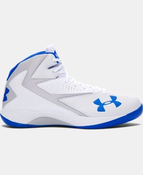 Men's UA Lockdown Basketball Shoes    1 Color $64.99