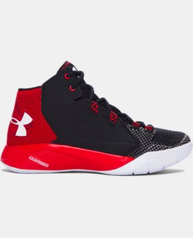 Women's UA Torch Fade Basketball Shoes   $94.99