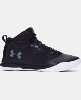 Women's UA Jet Mid Basketball Shoes  1 Color $74.99