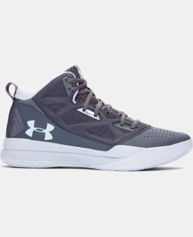 Women's UA Jet Mid Basketball Shoes LIMITED TIME: FREE SHIPPING 1 Color $89.99