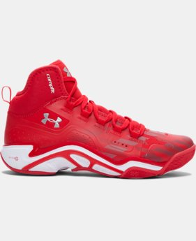 Boys' Grade School UA Micro G® Pro Basketball Shoes
