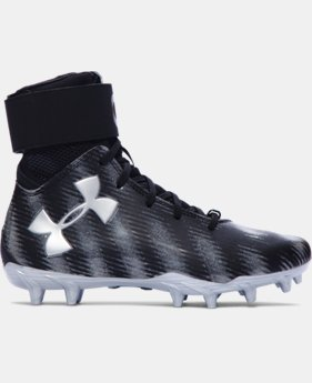Boys' UA C1N MC Jr. Football Cleats